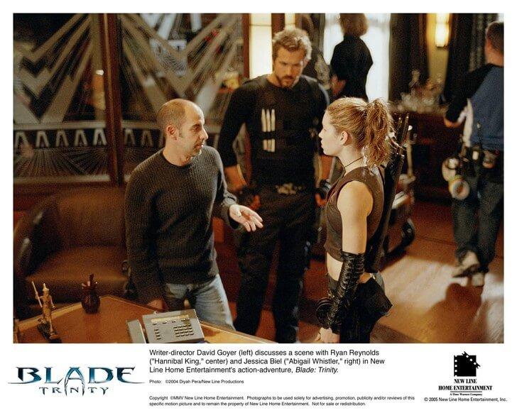大衛高耶執導《刀鋒戰士 3》。