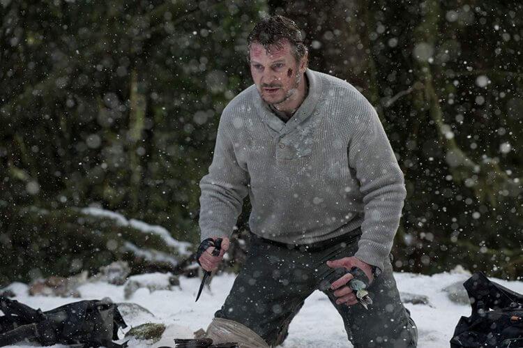 連恩尼遜主演的《即刻獵殺》,法蘭克葛里洛與喬卡納漢也有參與其中。