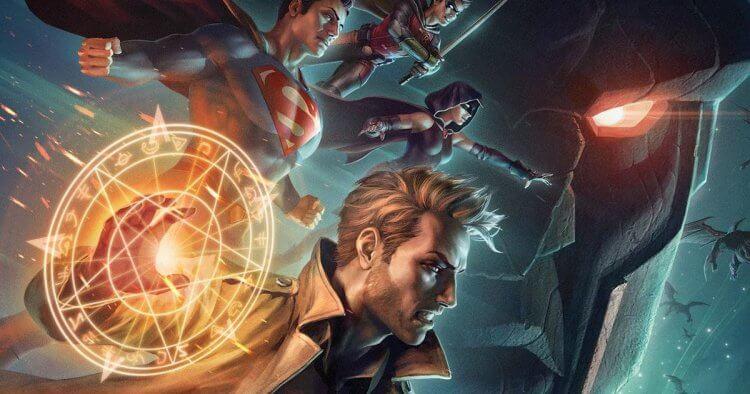 《黑暗正義聯盟:天啟星之戰》 (Justice League Dark: Apokolips War)。
