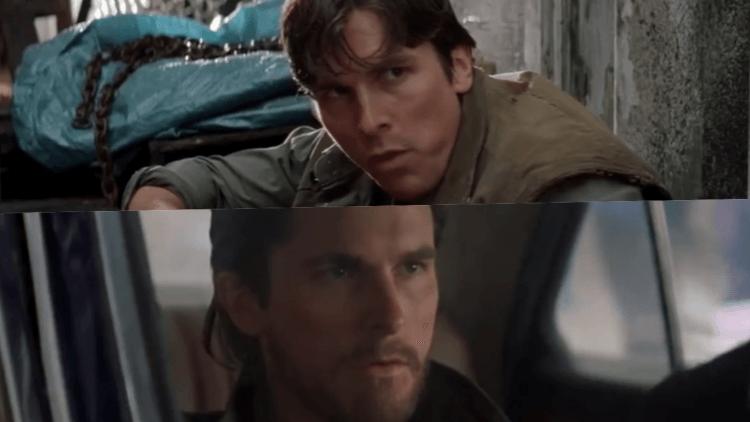 諾蘭《黑暗騎士》蝙蝠俠電影三部曲:29 歲時的布魯斯韋恩。