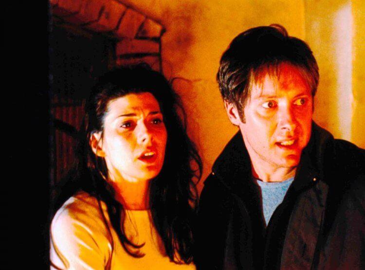 《兇手正在看著你》瑪麗莎托梅、詹姆斯史派德。