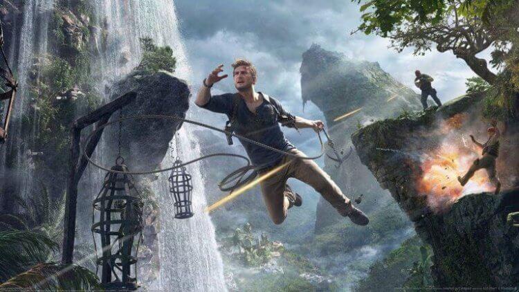 延宕數年的《秘境探險》原訂明年三月上映,也因檔期擁擠而被順延至明年十月。
