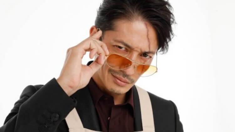 主演日劇版《極道主夫》的玉木宏。