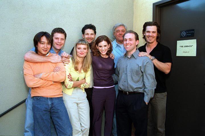 《七寶奇謀》2009 年的團聚。