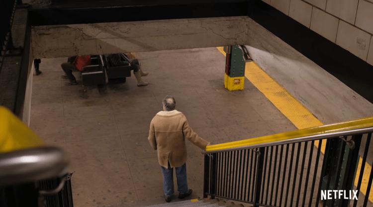 紀錄片《爺爺的死亡排練》劇照。