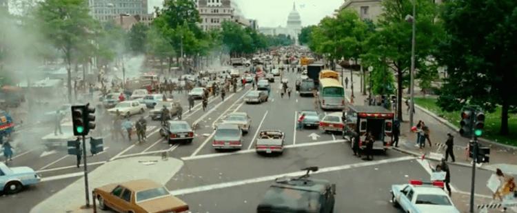 《神力女超人 1984》世界大亂。