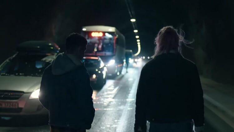 《奪命隧道》劇照。
