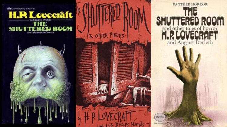 《禁閉室與其他故事》小說封面。