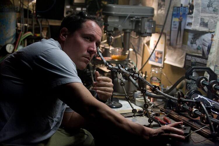 漫威超級英雄電影《鋼鐵人 2》導演強法夫洛。