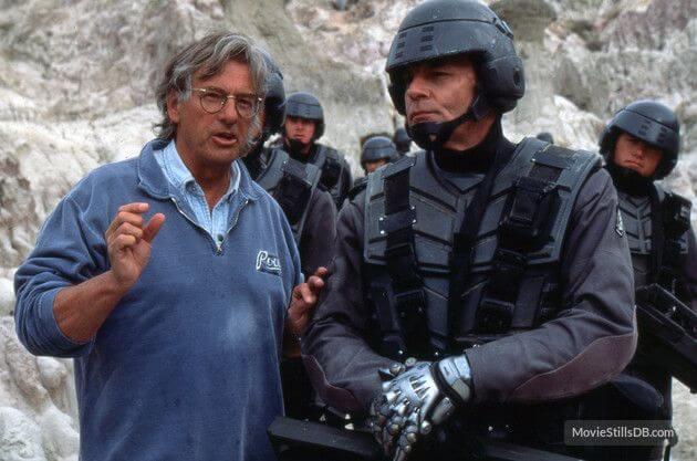 《星艦戰將》再度讓范赫文受到影評推崇。