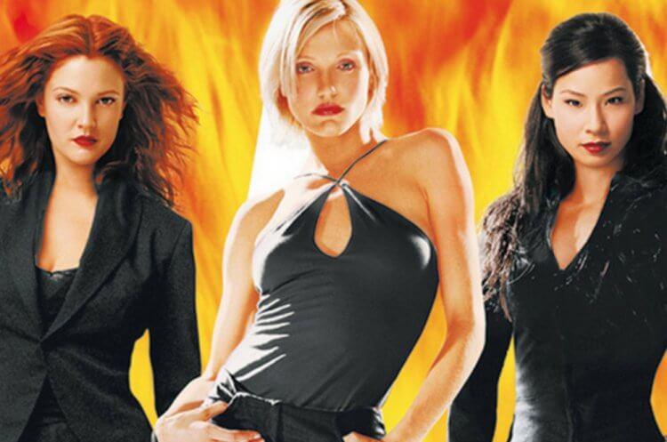 2000 年電影《霹靂嬌娃》。