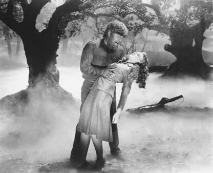 1941 年電影《狼人》。