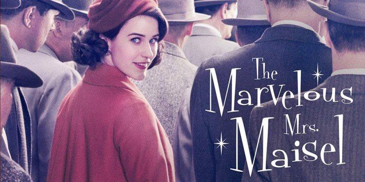 HBO 影集《漫才梅索太太》以 20 項入圍今年的艾美獎。