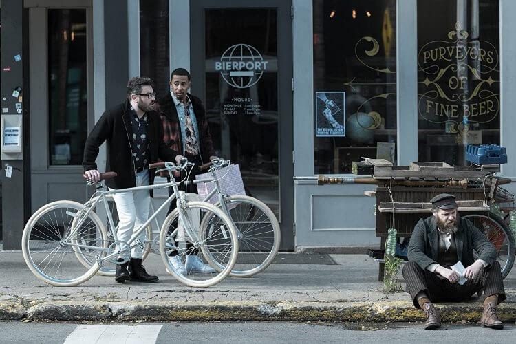 賽斯羅根主演 HBO Max 首部原創電影《美國醃黃瓜》。