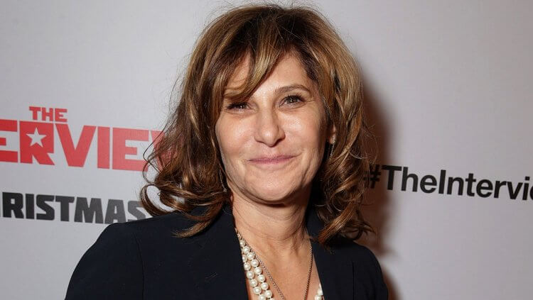 前索尼影業總裁艾米帕斯卡。