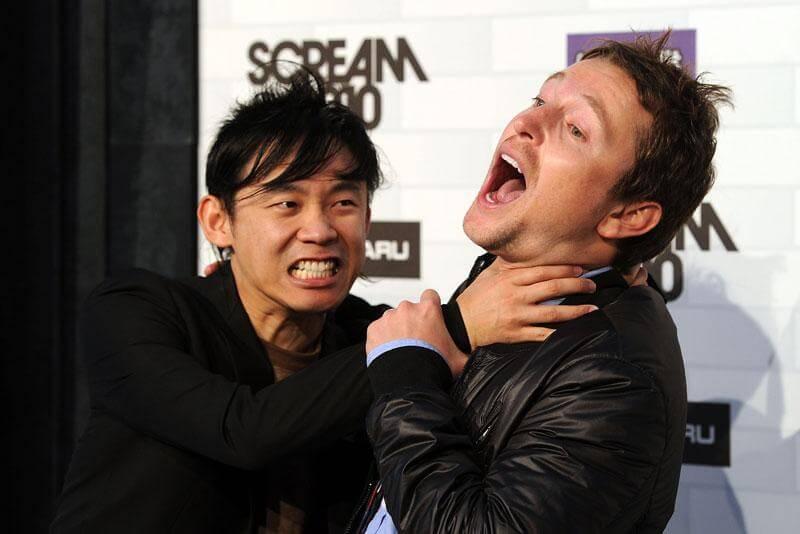 電影導演溫子仁、雷沃納爾。