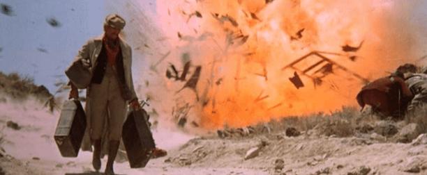 義大利導演塞吉歐李昂尼執導的《革命怪客》。