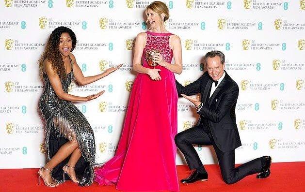《婚姻故事》蘿拉鄧恩獲得最佳女配角獎。