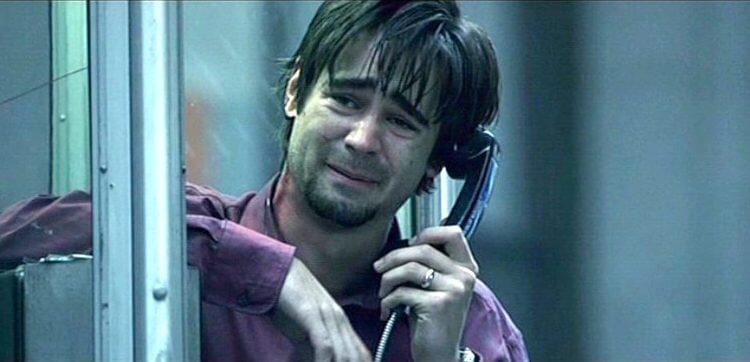 喬伊舒馬克執導電影《絕命鈴聲》劇照。