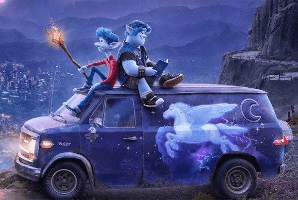 《1/2 的魔法》由湯姆霍蘭德、克里斯普瑞特配音的兄弟十分討喜,他們的私父情懷也令人感動。