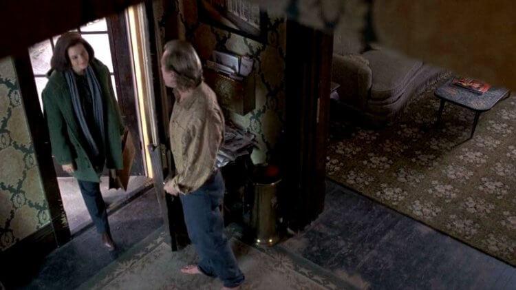 《沉默的羔羊》電影劇照。