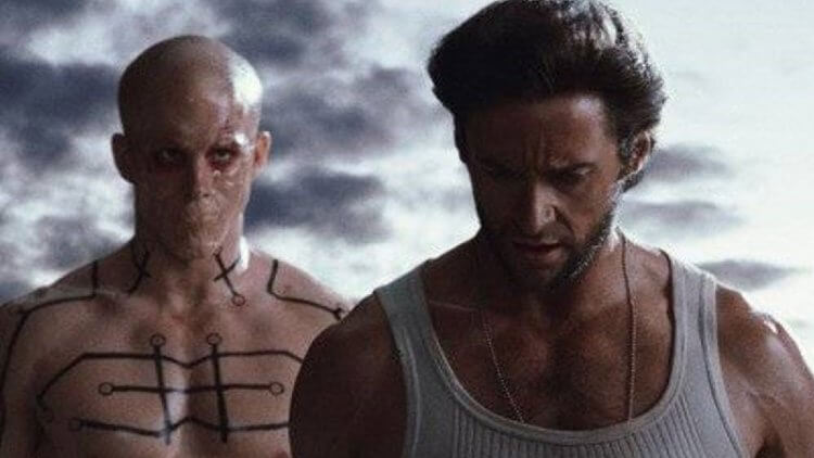 《X 戰警:金鋼狼》電影劇照。
