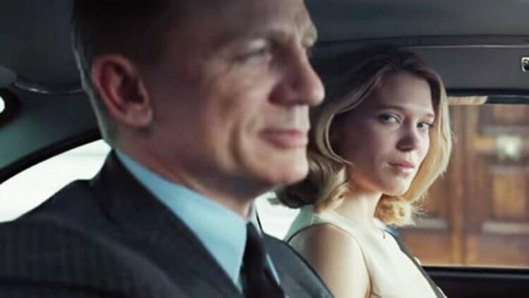 《007:惡魔四伏》電影劇照。