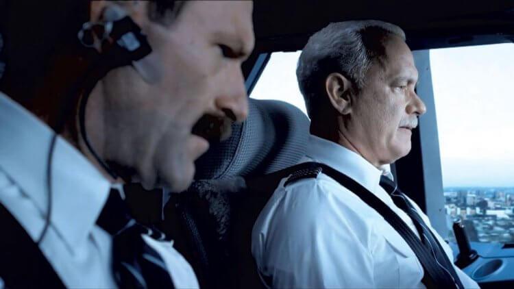 《薩利機長:哈德遜奇蹟》湯姆漢克斯。