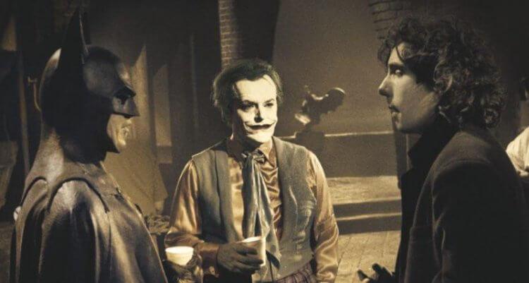 波頓的《蝙蝠俠》。