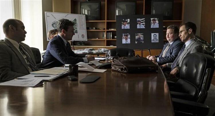 真實事件改編,克林伊斯威特導演電影《李察朱威爾事件》劇照。