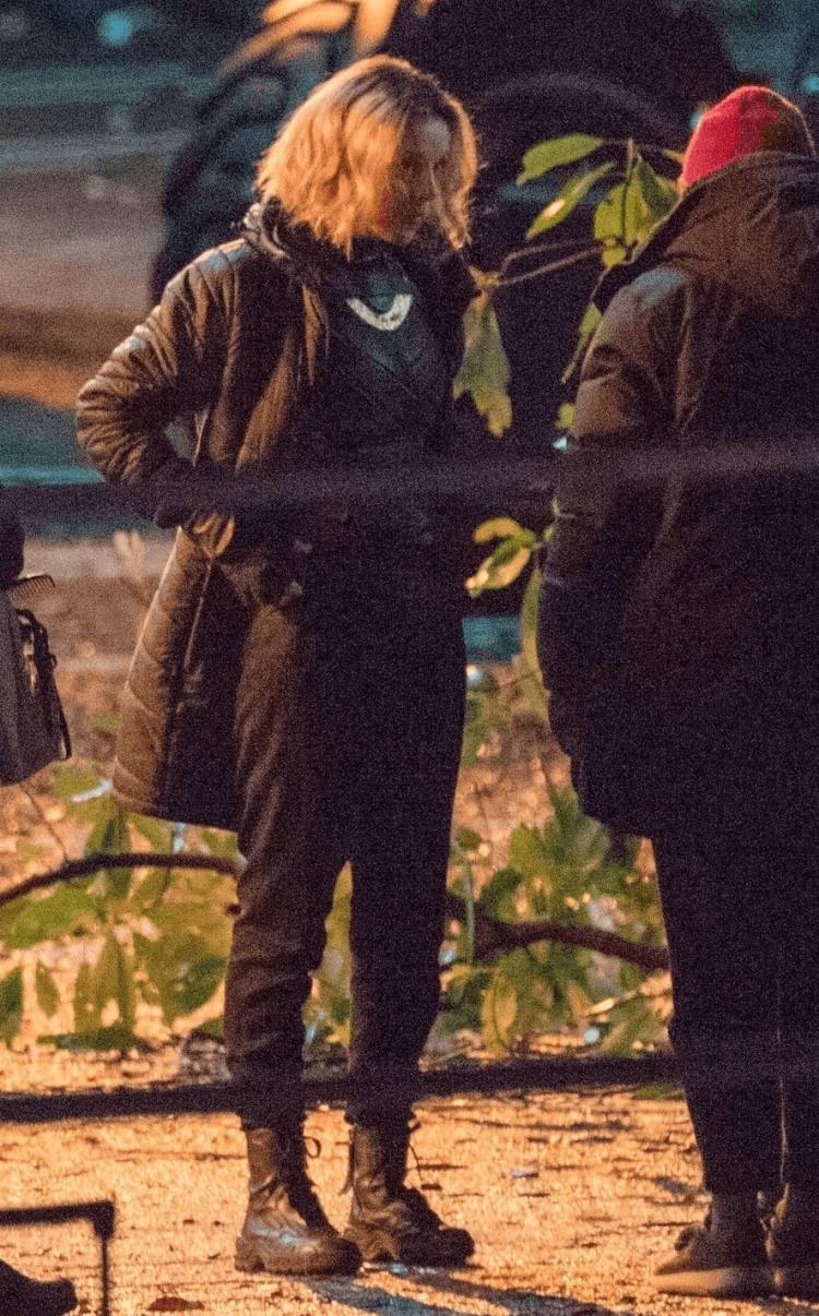 在《洛基》片場中也可看到疑似女洛基的身影。