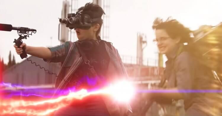 《魔鬼剋星:未來世》電影劇照。