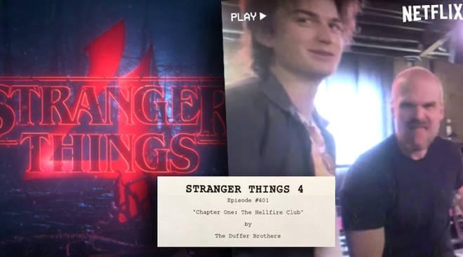 堪稱網飛 Netflix 當家花旦的影集《怪奇物語》第四季目前因武漢肺炎疫情宣布停拍兩週,但還不確定是否能順利復工。