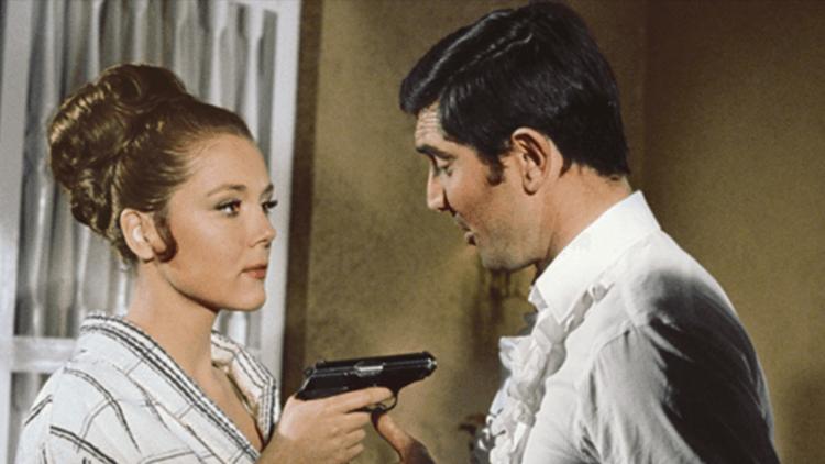 《007:女王密使》電影劇照。