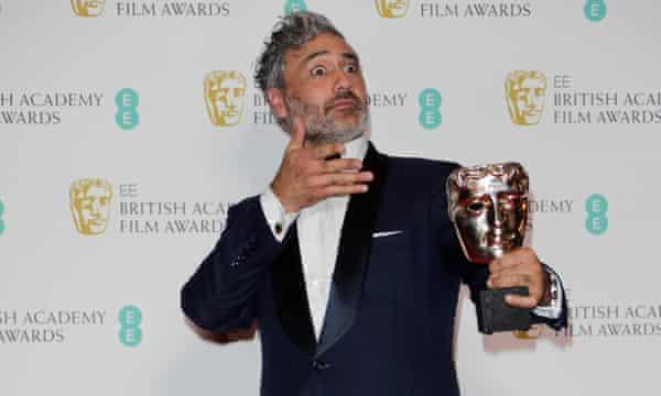 塔伊加維迪提《兔嘲男孩》獲得最佳改編劇本獎。