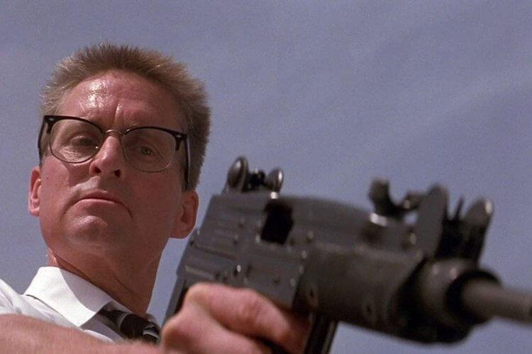 喬伊舒馬克執導電影《城市英雄》劇照。
