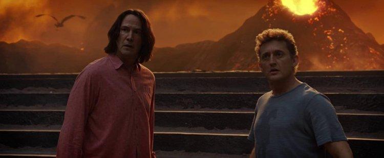 《阿比阿弟尋歌大冒險》電影劇照。