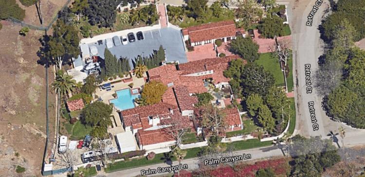 詹姆斯卡麥隆的第二棟豪宅。