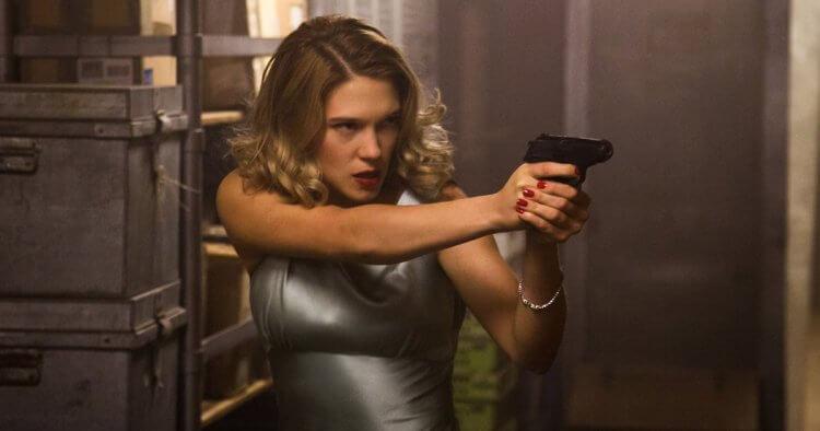 《007:惡魔四伏》瑪德琳。