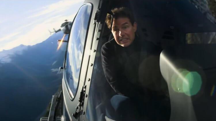 《不可能的任務 6:全面瓦解》中,湯姆克魯斯有段在河谷親自駕駛直升機追逐的戲碼。