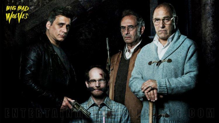 《誰是大壞狼》劇照。