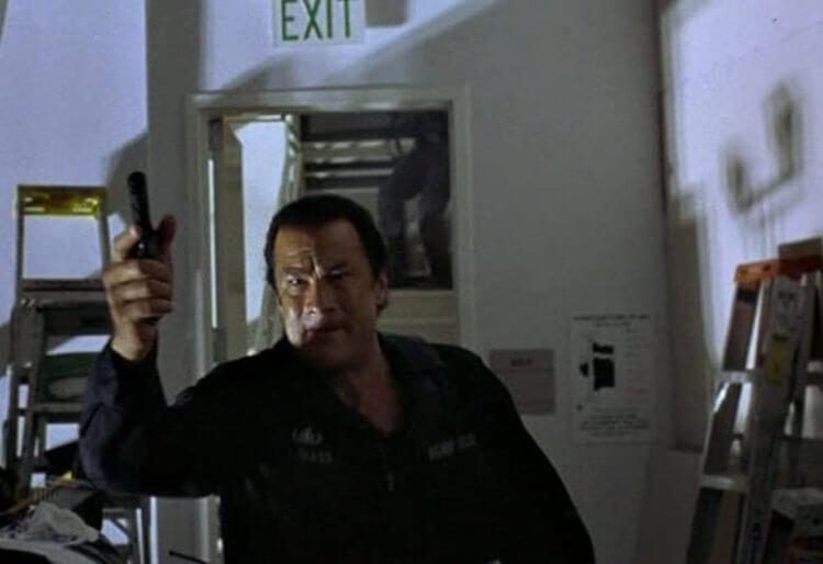 《即時引爆》電影中的史蒂芬席格。