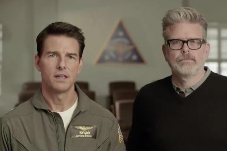 湯姆克魯斯與克里斯多福麥奎里也在《捍衛戰士 2:獨行俠》合作。