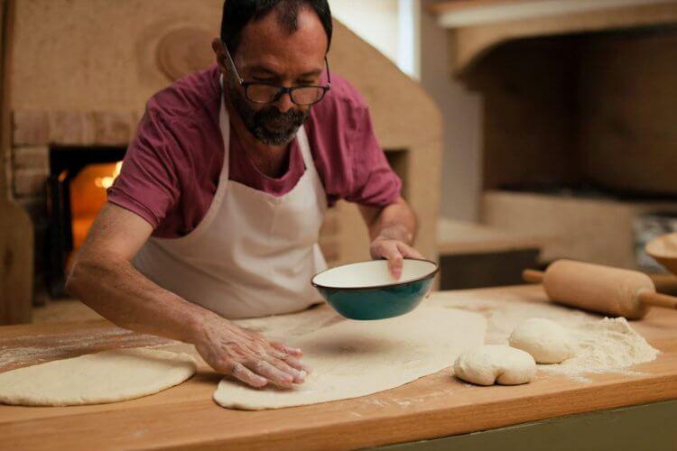 《主廚的餐桌》劇照。
