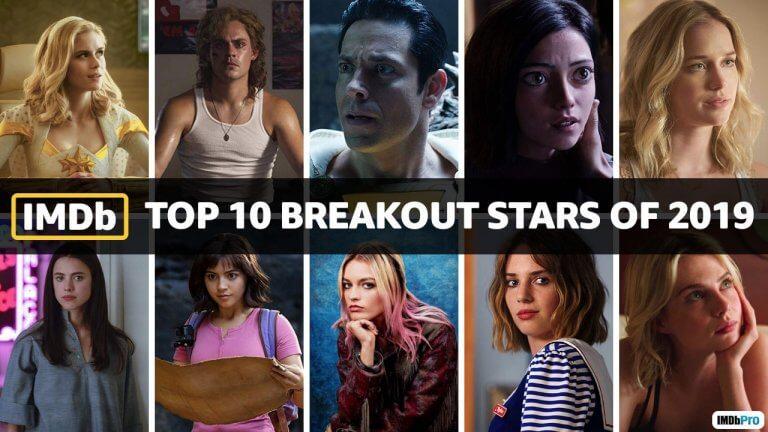 一夕爆紅的這 10 位影星註定 2020 年繼續大紅 :「艾莉塔」羅莎薩拉查、「比利」戴克蒙哥馬利等突破演出明星都在這!