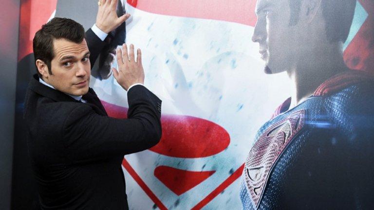 超人失蹤超過 1 年了!亨利卡維爾說:他還是我們的超人!