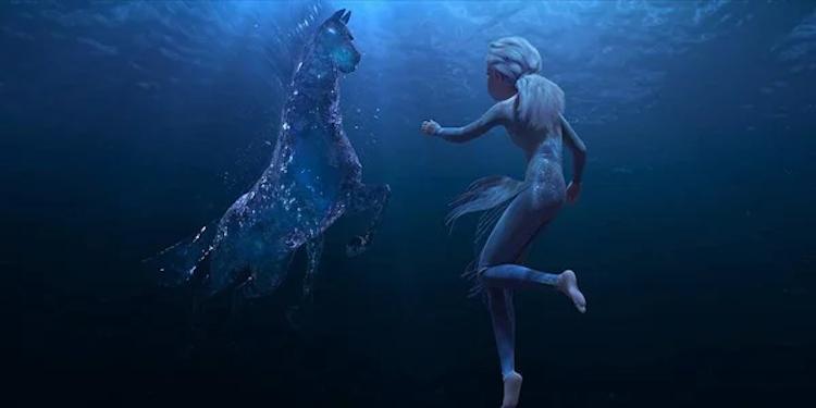 《冰雪奇緣 2》(Frozen 2) 原聲帶收錄了四首遭到電影刪減的歌曲。