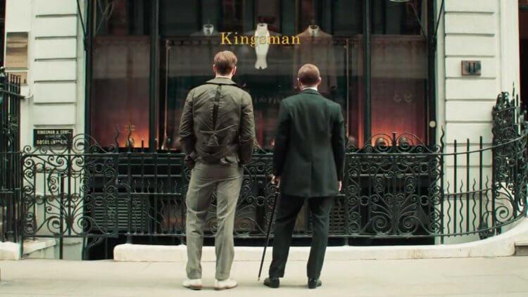 王的男人!英國風味濃厚的《金牌特務》外傳電影《金牌特務:金士曼起源》將在明年西洋情人節檔期上映。