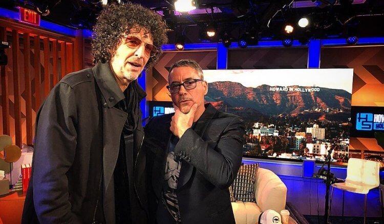 小勞勃道尼 (Robert Downey Jr.)上電台節目談馬丁史柯西斯對漫威的批評。