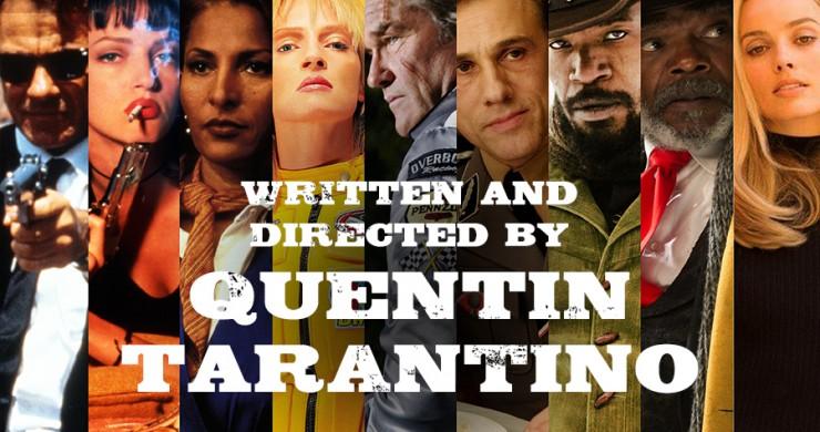 昆汀塔倫提諾迄今已經執導了九部作品,電影皆由他自編自導,個人風格極其強烈。